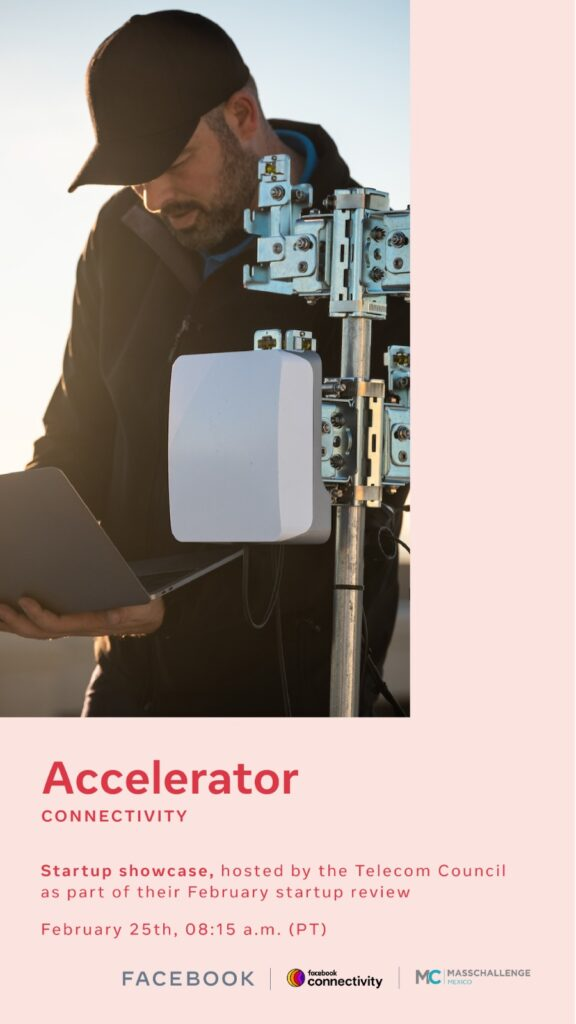 Presentation of Galgus participation in Facebook Accelerator Connectivity program
