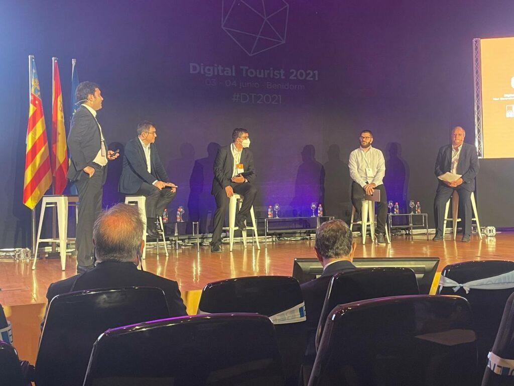 GALGUS - Javier Ruiz, en Digital Tourist 2021