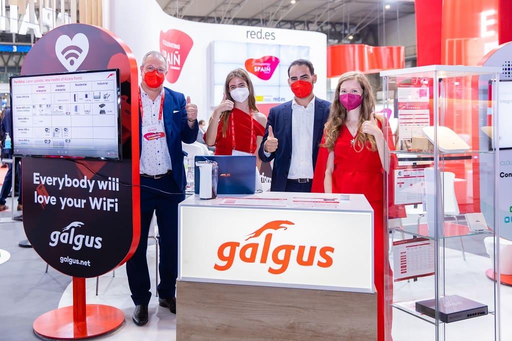 GALGUS - Mobile World Congress 2021