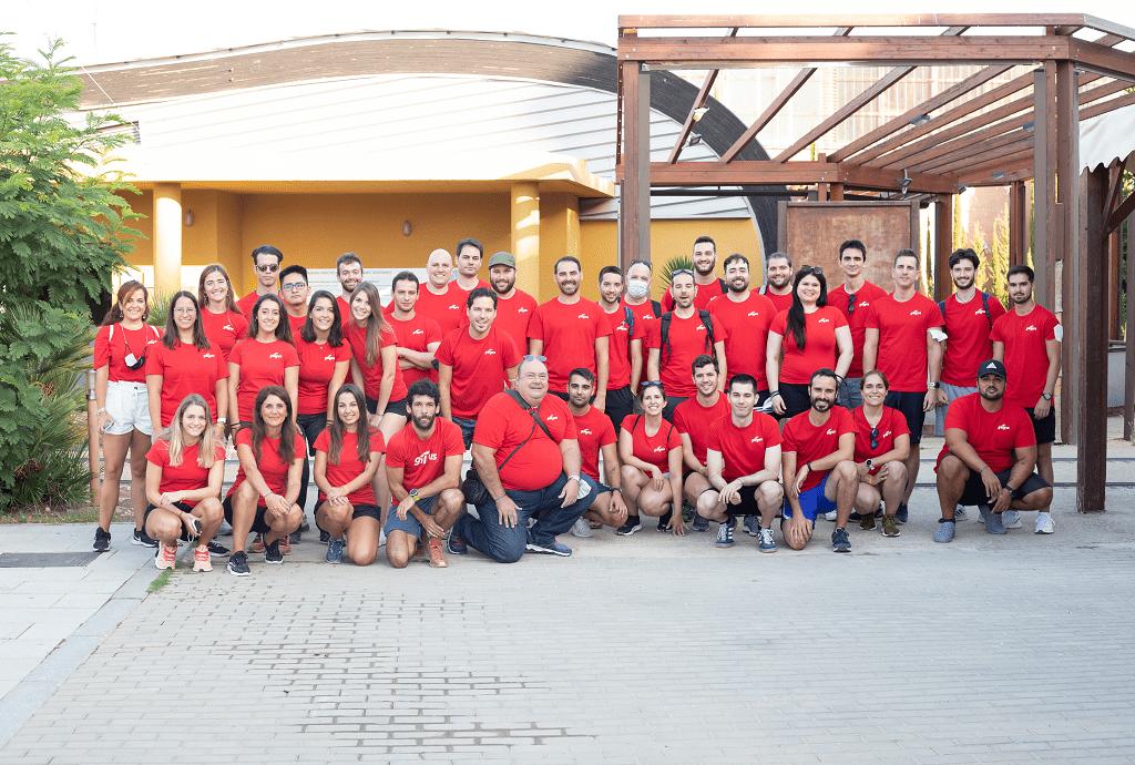 GALGUS - Jornada de team building